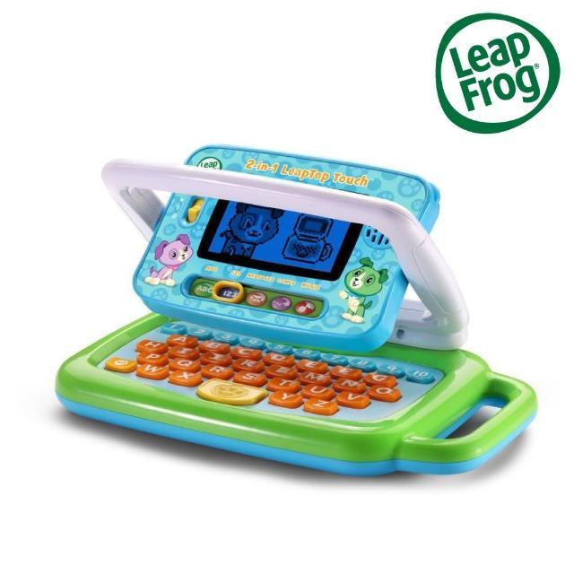 【LeapFrog】翻轉小筆電(筆電 平板  幼兒學習)