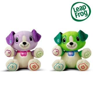 【LeapFrog】我的寶貝狗(個人化 專屬 音樂 娃娃)