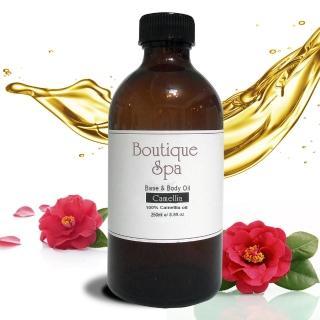 【Boutique Spa】山茶花美膚基底油300ml(護髮髮聖品身體保養適用)