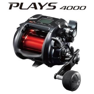 【SHIMANO】PLAYS 4000 電動捲線器