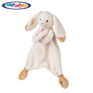【Mary Meyer】玩偶安撫巾-燕麥兔(安撫巾 彌月禮 玩偶)