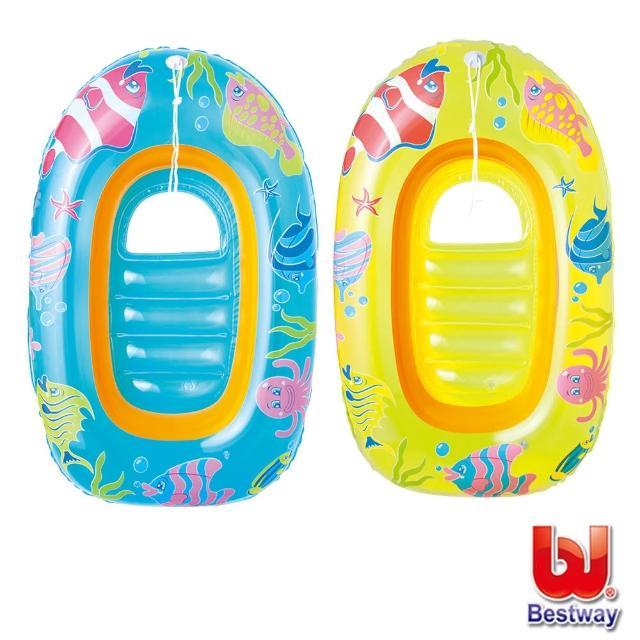 【BESTWAY】兒童水上充氣小艇(34036)