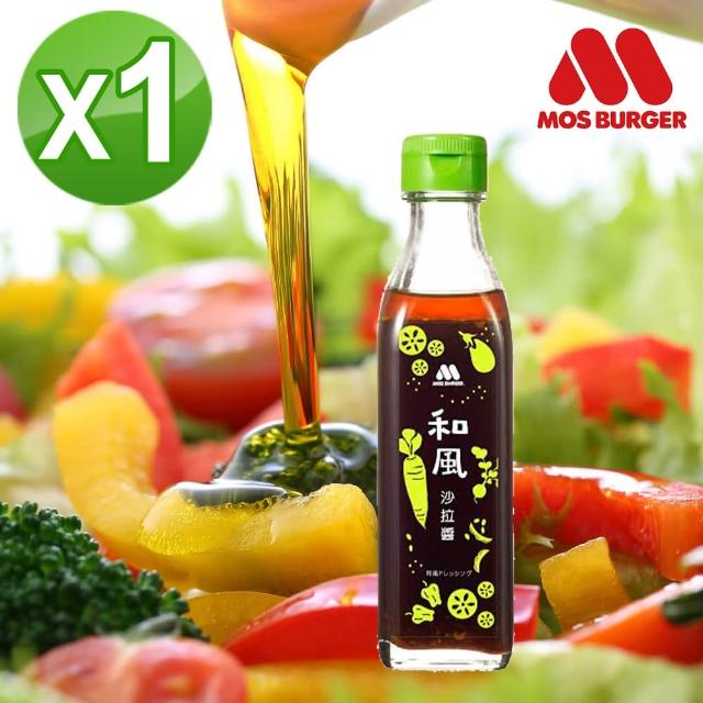 【摩斯漢堡】日式和風醬(220g/罐)