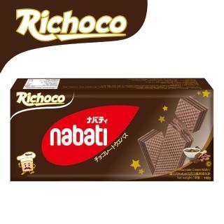 【麗巧克】Nabati 巧克力威化餅(145g)