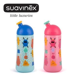 【奇哥】Suavinex 小怪獸第三階段練習杯+18M(2色選擇)
