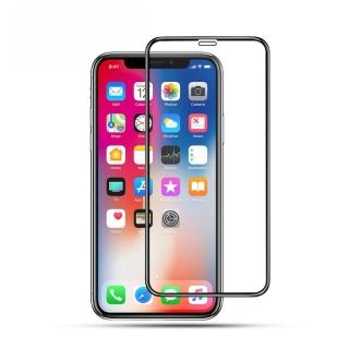 iPhone X 7 6 康寧 3D 滿版玻璃貼(超強疏油疏水鍍膜 鋼化膜 保護貼 i7 i6s i6 ix)