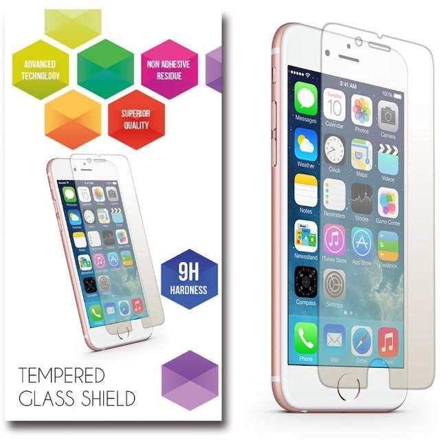 【WILD】三星Samsung Galaxy S8 Plus 9H鋼化玻璃保護貼(非滿版)