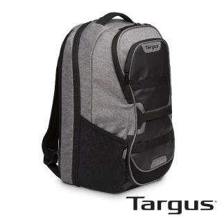 【Targus】Work + Play 健身運動後背包(灰/黑/適用 15.6 吋筆電)
