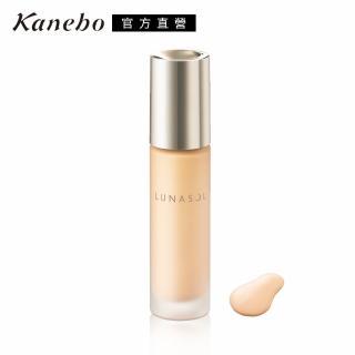 【Kanebo 佳麗寶】LUNASOL水潤光粉底液 30ml(4色任選)