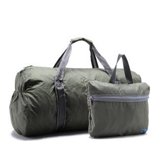 【B.F.】樂天簡約折疊式收納防潑水旅行袋 中款(共6色)