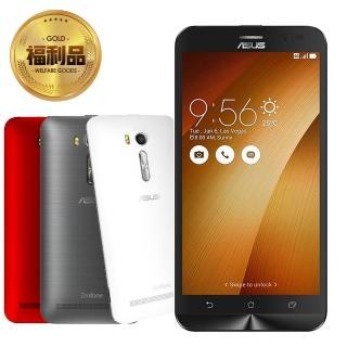 【ASUS 華碩】福利品 ZenFone GO 5.5吋弧形智慧手機(ZB552KL/2G/16G)