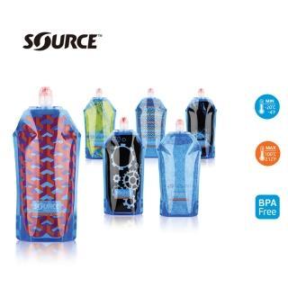 ~Source~輕便型抗菌水袋 2L Liquitainer 登山、健走、水袋、摺疊水瓶、 出貨不挑色
