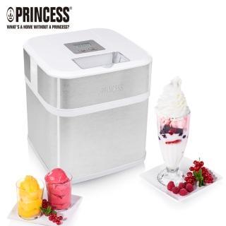 【Princess荷蘭公主】1.5L半自動冰淇淋機(282605快速到貨)