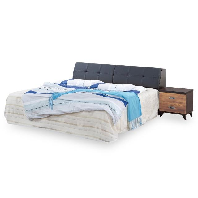 【時尚屋】斯賓塞積層木5尺雙人床-不含床頭櫃-床墊 G18-067-3+003-4(免運費 免組裝 臥室系列)