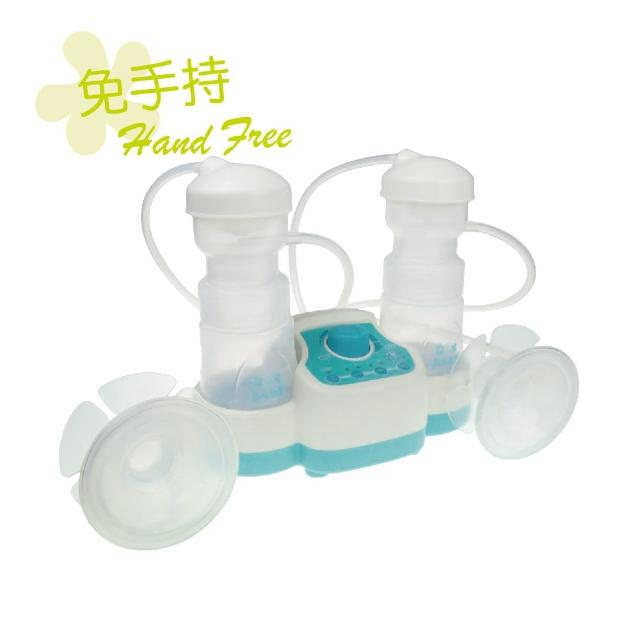 【台灣DONBABY】Gemini雙子座雙邊電動吸乳器(免手持吸乳器 免手扶)