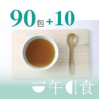 【一午一食】駐青春滴雞精90入+贈10包(65ml/包-環保包裝)