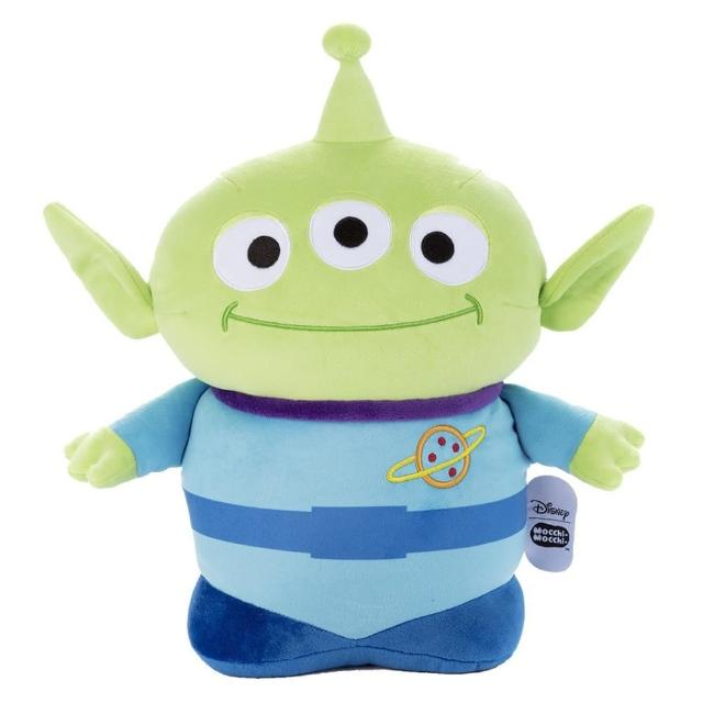 【T-ARTS】麻吉好朋友M- 外星人(玩具總動員 趴枕)
