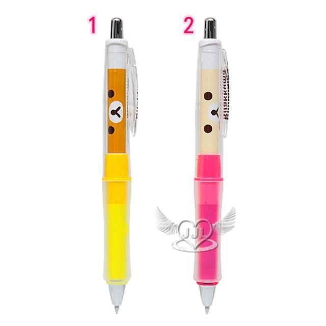 【TDL】日本製拉拉熊懶懶熊原子筆Dr.Grip減壓設計 2選1 503099