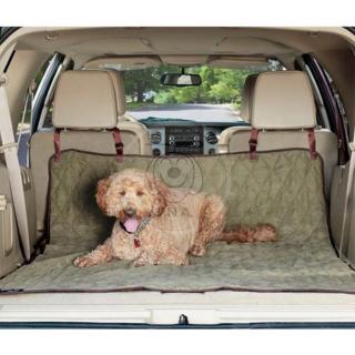 【SOLVIT】寵物車用用品  SV287 豪華版SUV行李箱坐墊(132cm x 127cm)