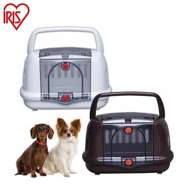 【IRIS】方便兩用寵物籠(可車用穿安全帶)(PHC-480)