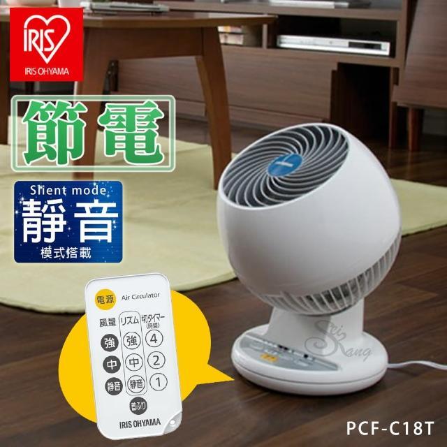 【IRIS】3D立體擺頭循環扇(PCF-C18T)