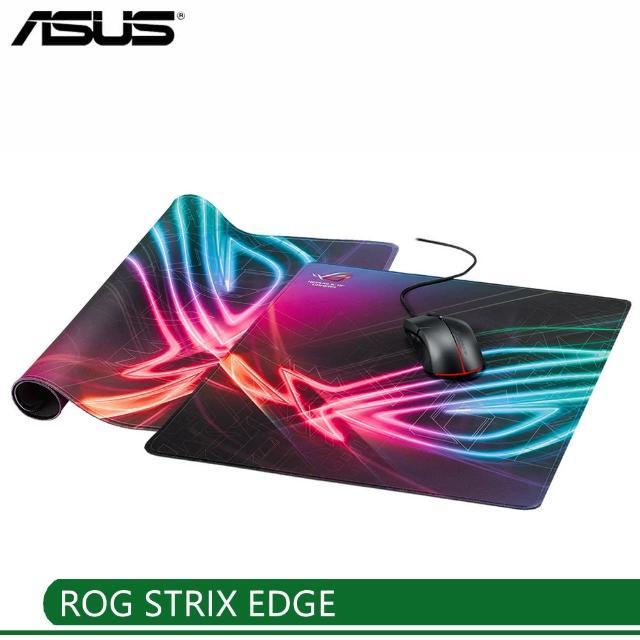 【ASUS 華碩】ROG STRIX EDGE 電競滑鼠墊
