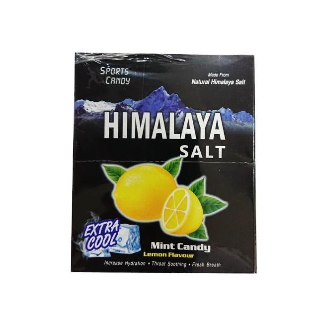 【BF】薄荷玫瑰鹽檸檬糖15g(12入組)