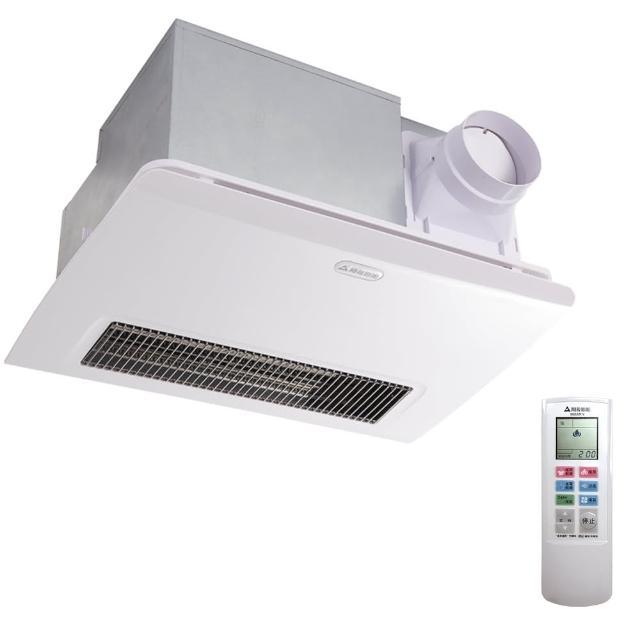 【ALASKA 阿拉斯加】968SRN碳素浴室暖風乾燥機遙控款-220V