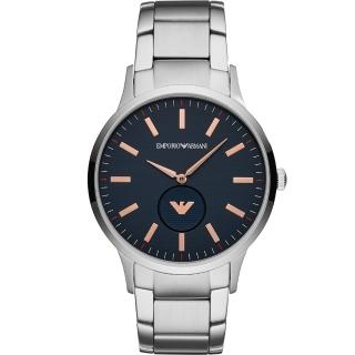 【EMPORIO ARMANI】義式品味時尚腕錶(AR11137)