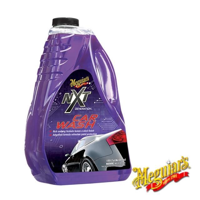 【Meguiars】美克拉台灣總代理 NXT聚合高濃縮洗車精