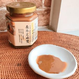 【好健康】玉民 黃金蕎麥芝麻醬(180g)