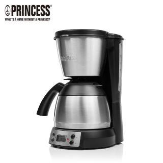 【PRINCESS 荷蘭公主】不鏽鋼保溫壺咖啡機(246009快速到貨)