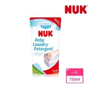 ~NUK~嬰兒洗衣精補充包750ml