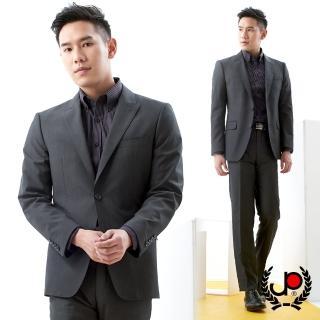 【JYI PIN 極品名店】簡約品味仿毛小劍領西裝外套_灰色(AS733-3G)