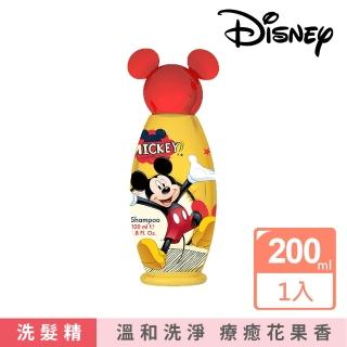 【Disney 迪士尼】Mickey 經典米奇香氛洗髮精(200ml)