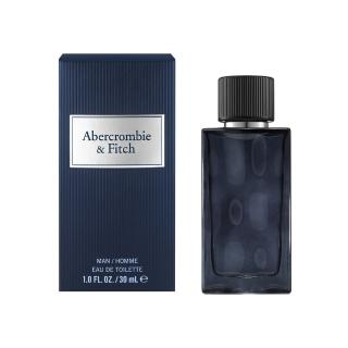 【Abercrombie & Fitch】A&F湛藍男性淡香水30ml