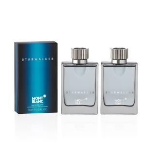 【MONTBLANC 萬寶龍】買一送一-星際旅者男性淡香水75ml