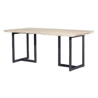 【AS】波文梣木6尺餐桌-180x90x75cm