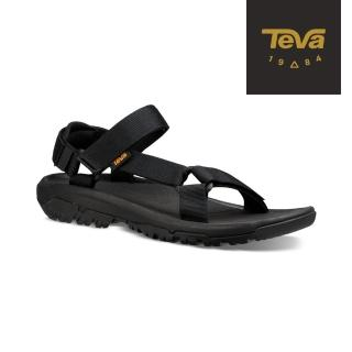 【TEVA】原廠貨 男 Hurricane XLT2 機能運動涼鞋/雨鞋/水鞋(黑-TV1019234BLK)