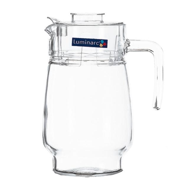 【Luminarc 樂美雅】玻璃冷水壺(1600cc)