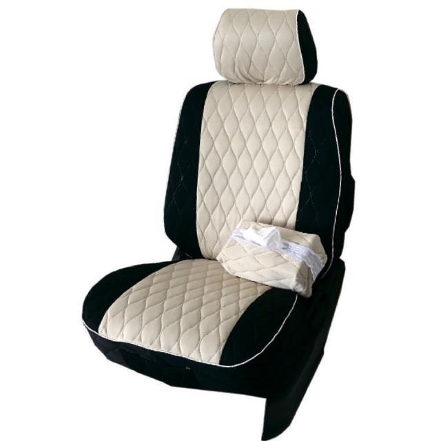【葵花】量身訂做-汽車椅套-布料-排汗配色(休旅車款第1排+第2排)