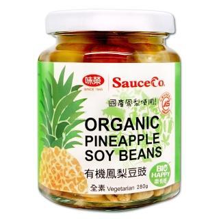 【味榮】有機鳳梨豆豉(280g)