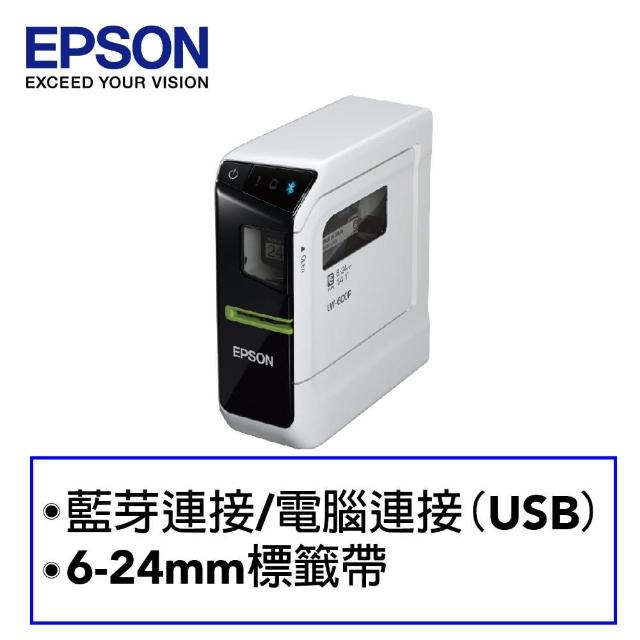 【EPSON】LW-600P 智慧型手寫標籤印表機