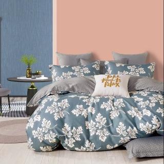 【Pure One】台灣製 100%純棉 - 雙人床包枕套三件組 - 格林童趣