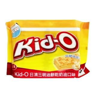 【NISSIN 日清】Kid-O三明治餅乾-奶油(350g-奶素)