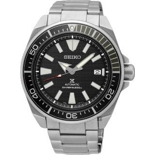 【SEIKO 精工】Prospex SCUBA 200米潛水機械錶(4R35-01V0D  SRPB51J1)