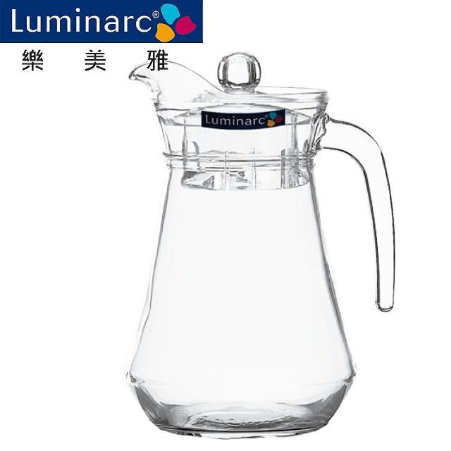 【Luminarc 樂美雅】玻璃冷水壺(1300cc)