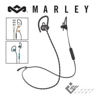 【Marley】Uprise 藍牙運動耳機(運動防水耳機)
