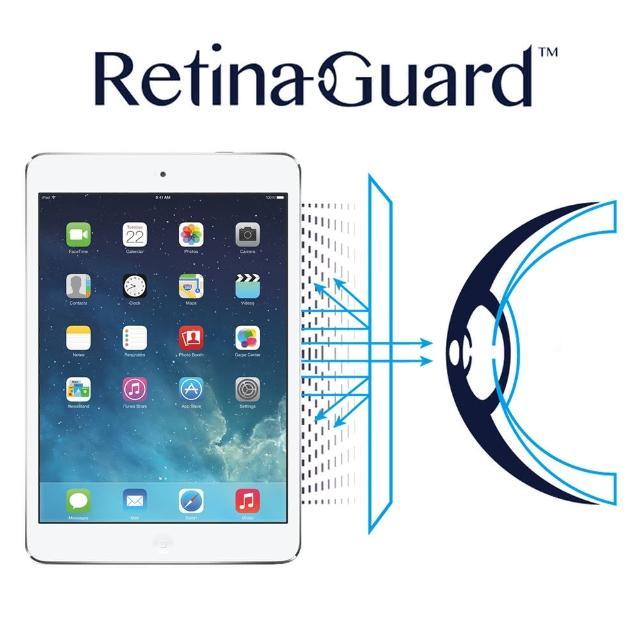 【RetinaGuard 視網盾】視網盾2018 iPad 防藍光保護膜(與 iPad Air/Air 2/Pro/2017 iPad 共用)