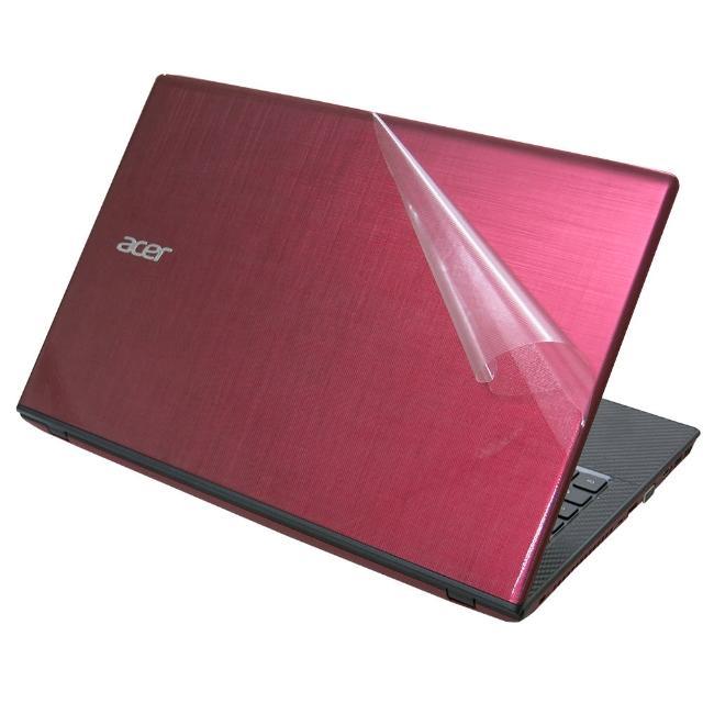 【Ezstick】ACER Aspire E15 E5-575G 二代透氣機身保護貼(含上蓋貼、鍵盤週圍貼)